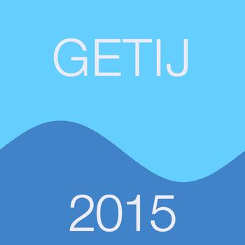 Getij 2015
