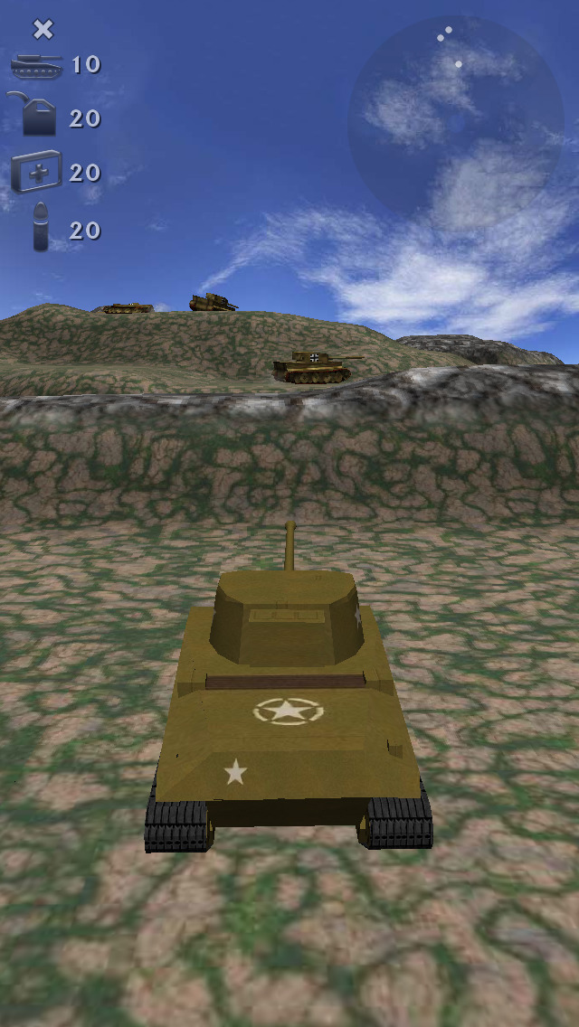Tank Ace Reloaded screenshot #3