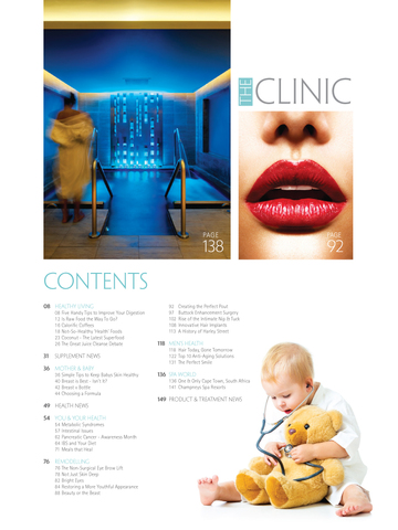 The Clinic Magazine screenshot 7