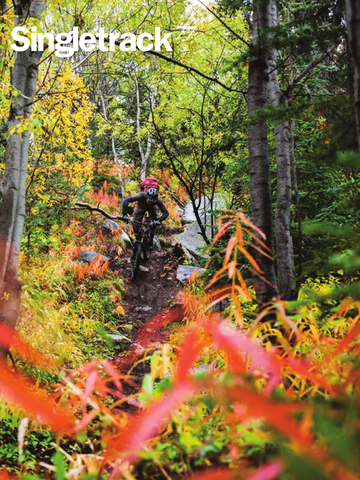 Singletrack Magazine screenshot 4
