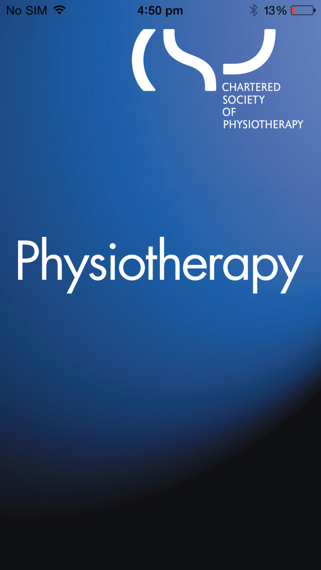 Physiotherapy screenshot 1