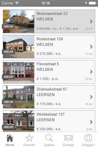 Makelaardij Groningen - náhled
