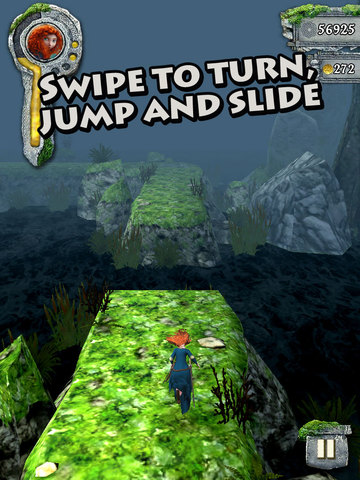 Temple Run: Brave screenshot 7