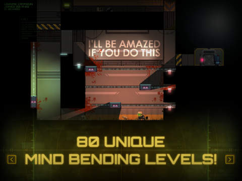 Stealth Inc. screenshot #2