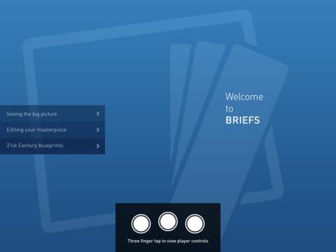 Briefscase screenshot 7