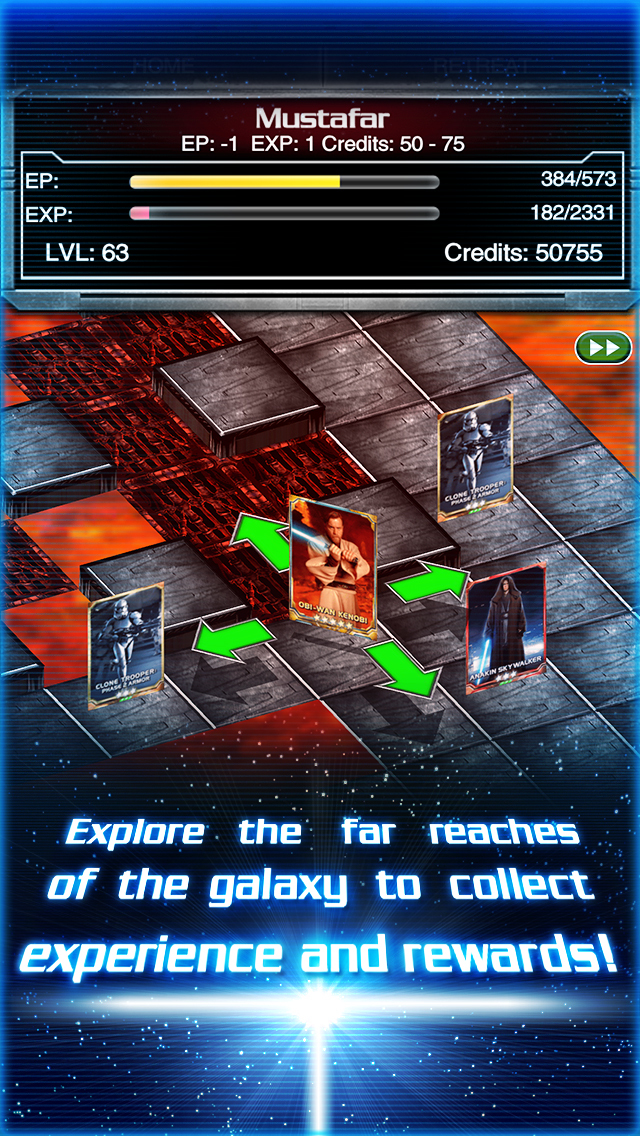 STAR WARS™: FORCE COLLECTION screenshot 5