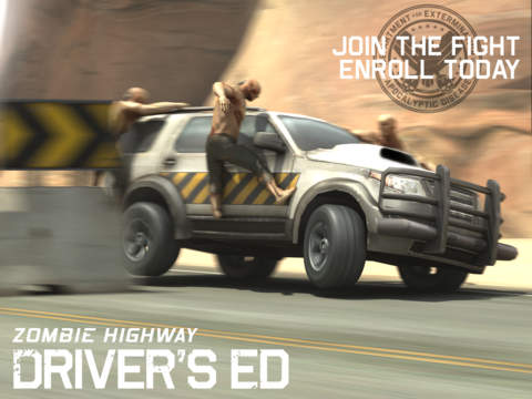Zombie Highway: Driver's Ed screenshot #1