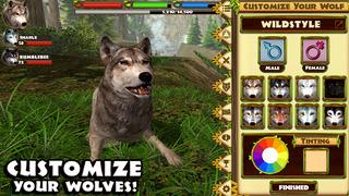 Ultimate Wolf Simulator screenshot 4