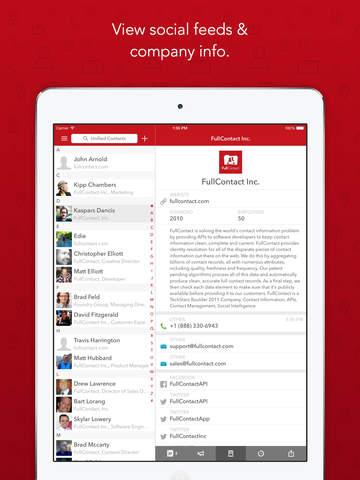 Contacts+ | Address Book screenshot 8