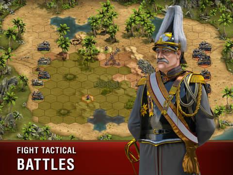 Forge of Empires: Build a City screenshot #3