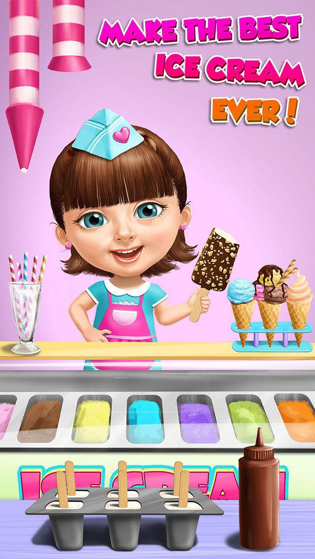 Sweet Baby Girl Summer Fun - Dream Seaside screenshot 3