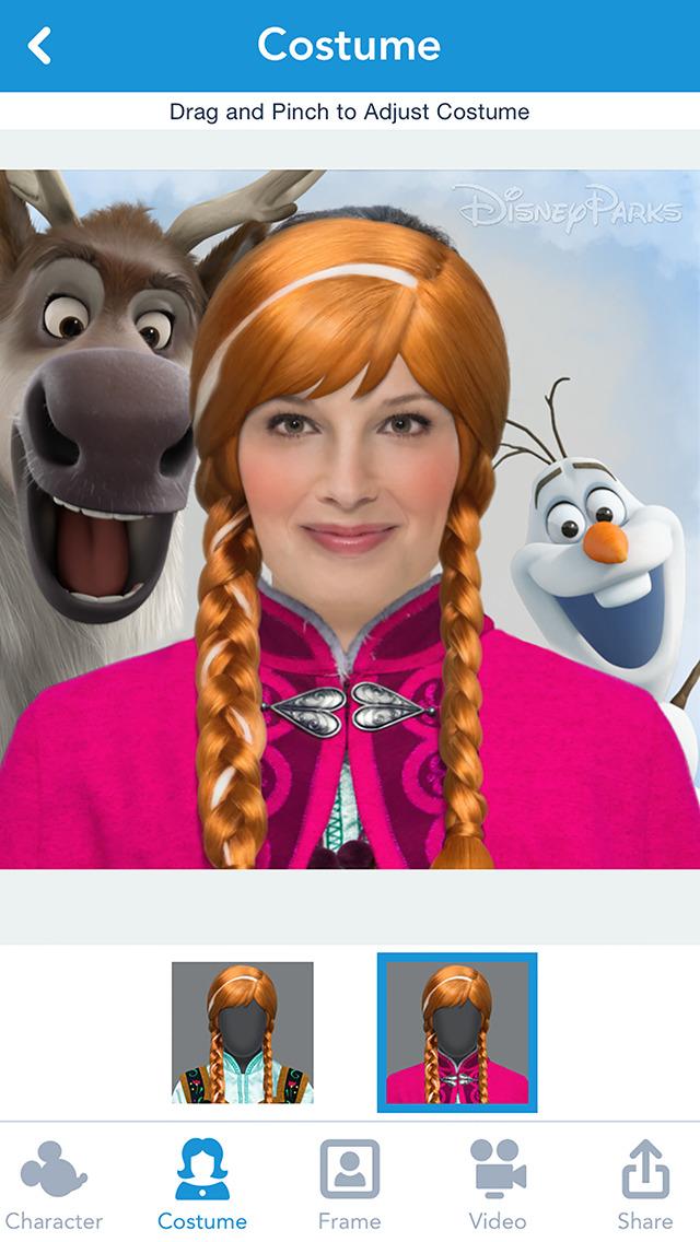 Show Your Disney Side screenshot 4