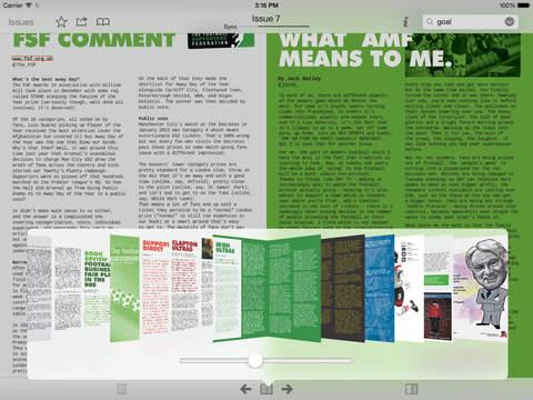 STAND Fanzine screenshot 10