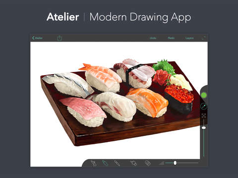 Atelier: Draw, Sketch, Paint screenshot 6