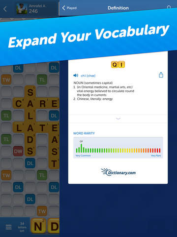 Words With Friends – Word Game screenshot 9