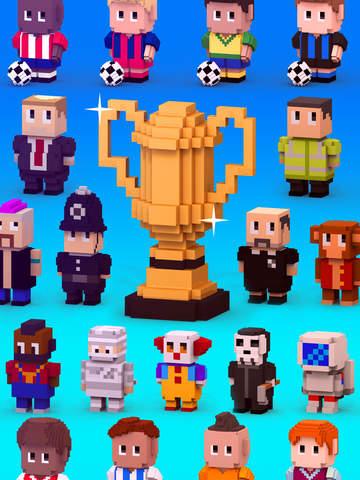 Blocky Soccer screenshot 10