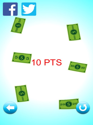 Be a rich man - pick up money on the road screenshot 5