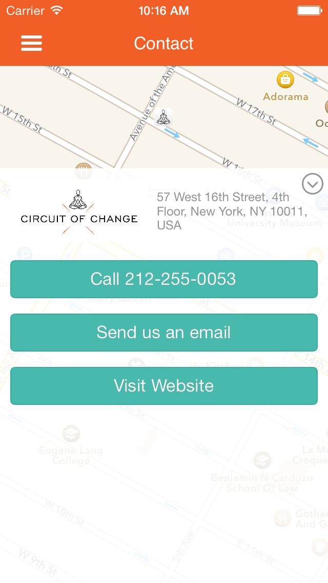 Circuit of Change screenshot #5