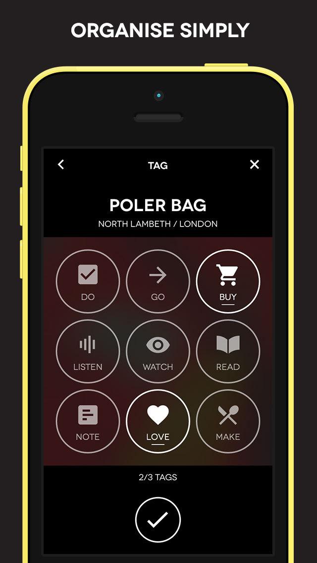 NINE - A visual to-do list screenshot 3