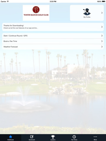 Tustin Ranch GC screenshot 7