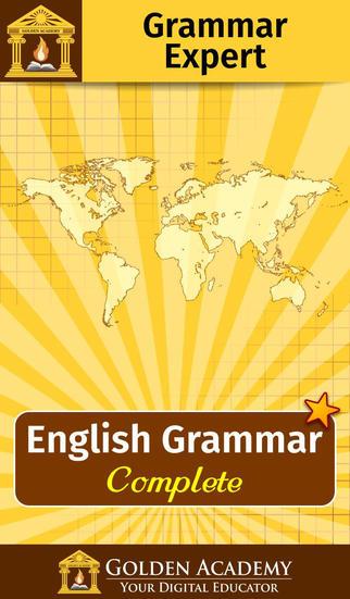 Grammar Expert : English Grammar Complete screenshot 1