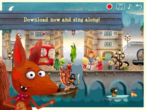 Little Fox Nursery Rhymes screenshot 10