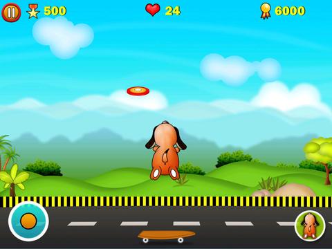 Dog Discs screenshot 7