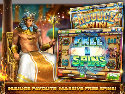 Cleopatra Casino – Slot machines with bonuses screenshot 9