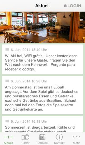 Waldgaststätte Deuringen screenshot 1