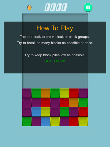 BlocksDrop - Connect Target Square & Match Unique Colors screenshot 8