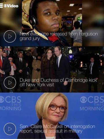 CBS News: Live Breaking News screenshot 7