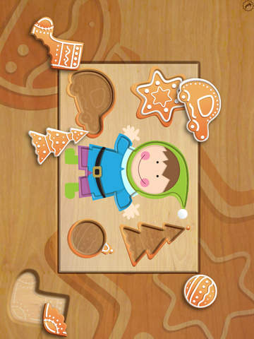 Wood Puzzle Christmas screenshot 7