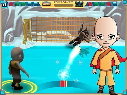 Luna League Soccer screenshot 8
