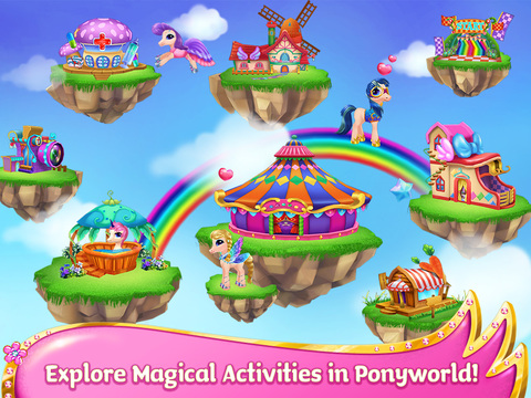 Coco Pony - My Dream Pet screenshot 7