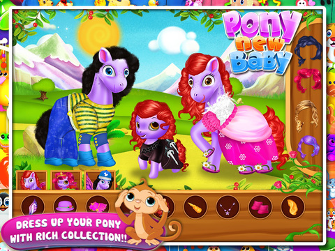 Pony New Baby screenshot 7