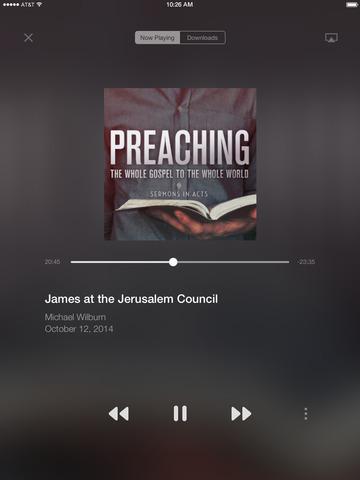 Immanuel Baptist Richmond screenshot 5