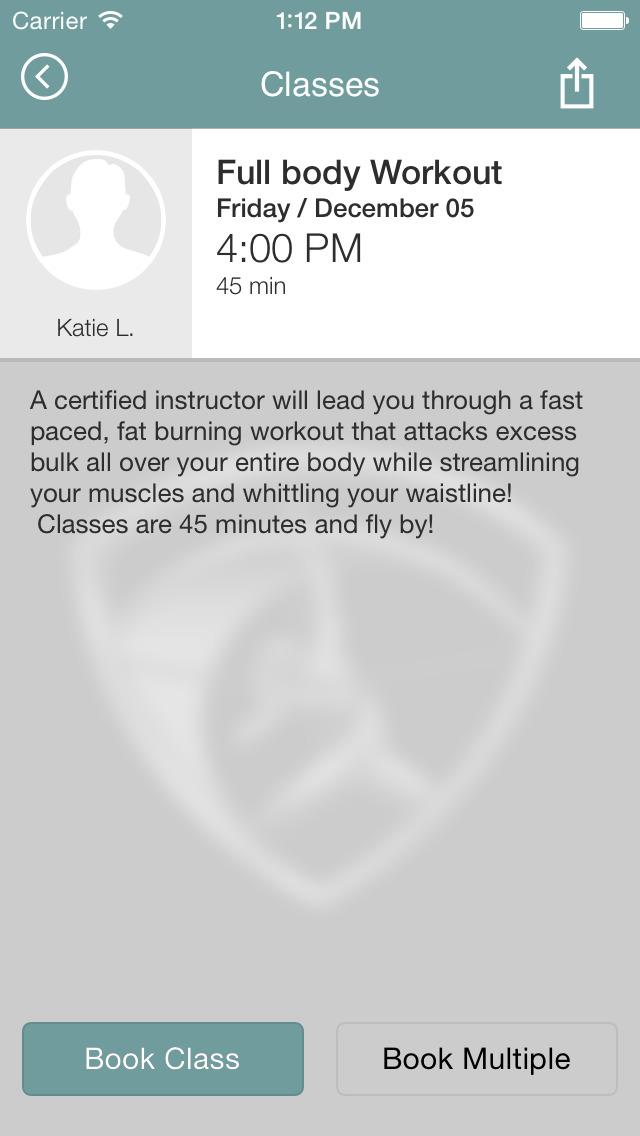 Pilates Plus Covington screenshot #4