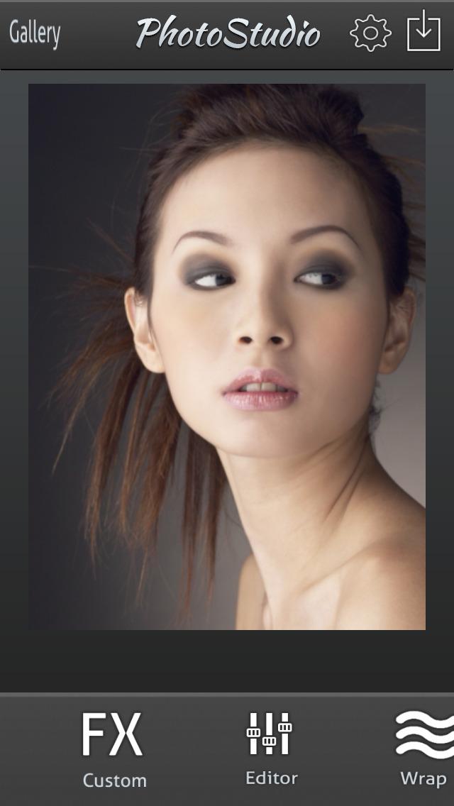 Photo Studio HD - Image editing effects collage screenshot 4