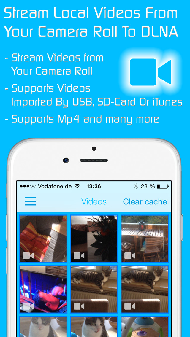Video & TV Cast for DLNA: Best Browser to stream any web-video on HD-TV displays screenshot 3