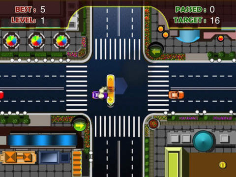Extreme Taxi Simulator PRO : The Road Traffic Street Intersection War screenshot 6