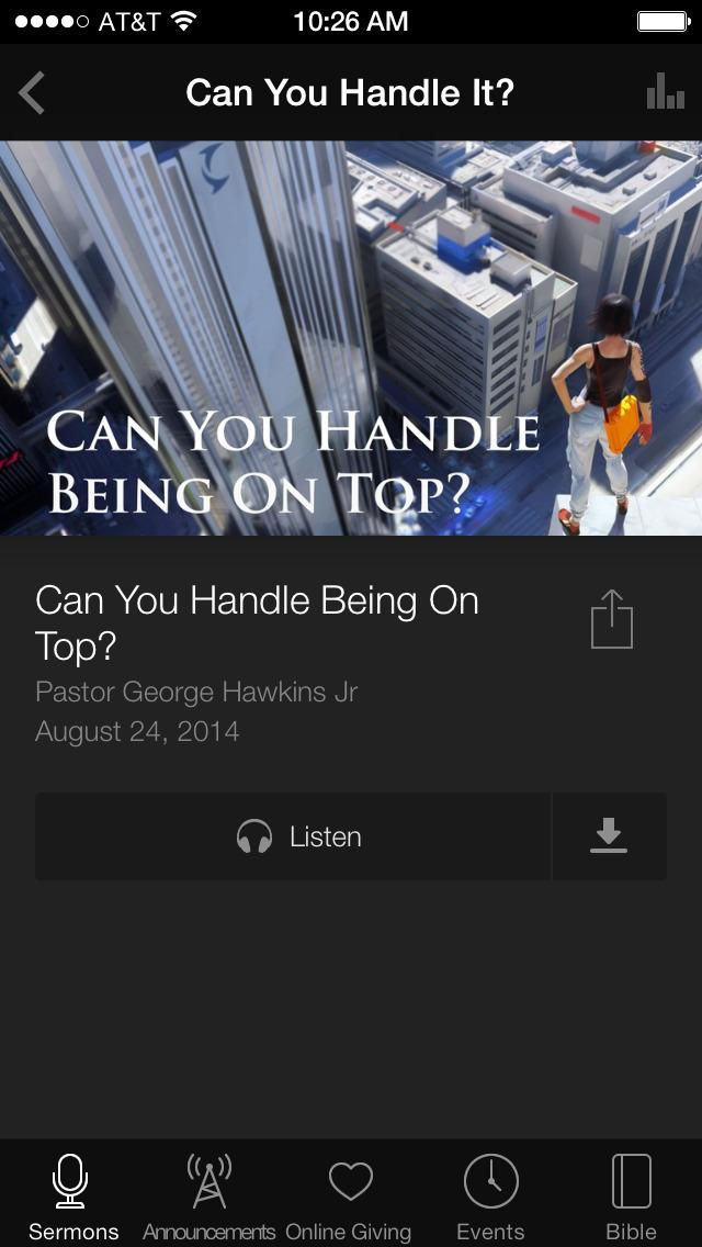 High Calling screenshot 3