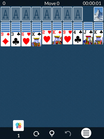 Spider Solitaire ◈ screenshot 6