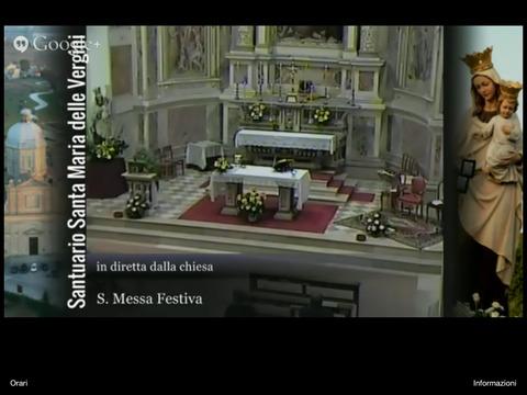 La Santa Messa in diretta screenshot 4