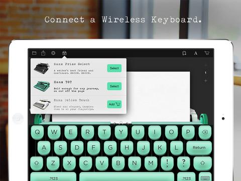 Hanx Writer screenshot 8