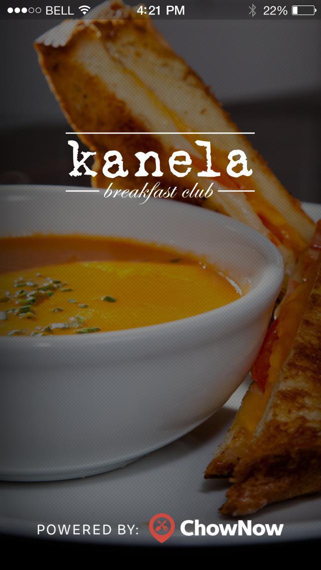Kanela Breakfast Club screenshot 1
