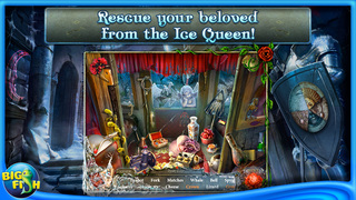 Living Legends: Ice Rose - A Hidden Object Game with Hidden Objects screenshot 2
