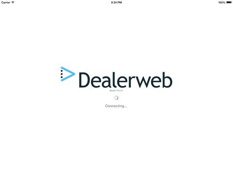 Dealerweb Pro - náhled
