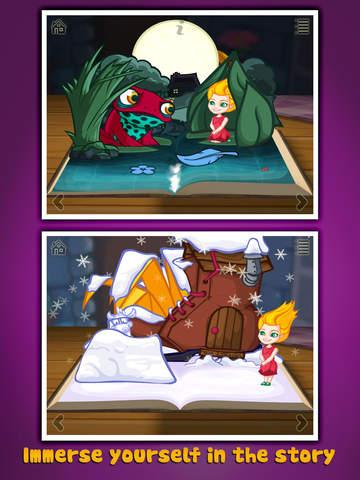 StoryToys Thumbelina screenshot 10