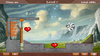 A Diamond Dangle Rope Animal Games For Free Saga screenshot 5
