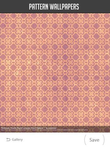 Pattern Wallpapers screenshot 7